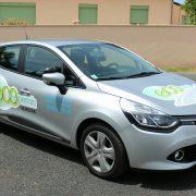 Renault clio 4 Eco-Permis